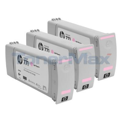 HP NO 771 DESIGNJET INK CART LIGHT MAGENTA
